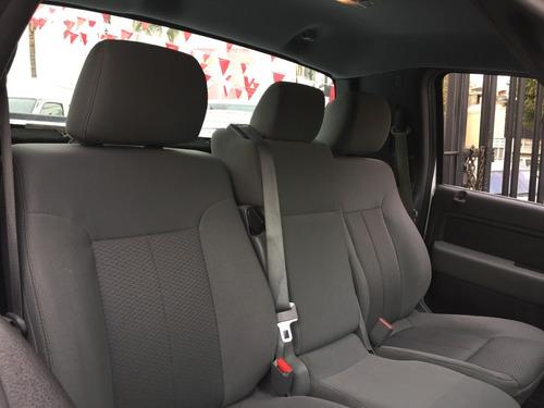 ford f-150 xl 4x4 aut cab reg