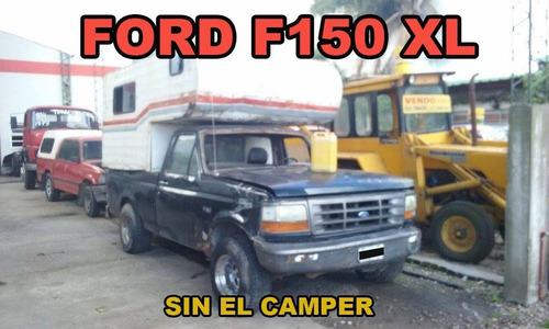 ford f-150 xl año 1996 motor desarmado