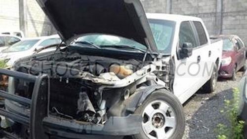 ford f-150 xl dc 2013para reparar...no partes...