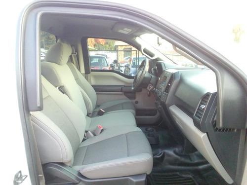 ford f-150 xl reg cab 4x2 blindada 5 plus