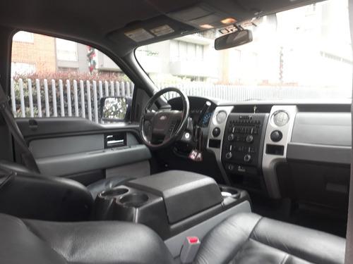 ford f-150 xlt 3500 cc turbo 4x4 a/t 2012