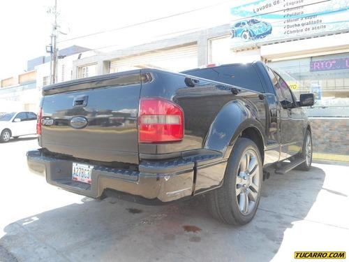 ford f-150 xlt fx4 flareside 4x4 - automatico