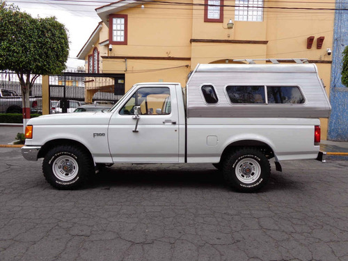 ford f 200 1990 pickup custom tipica