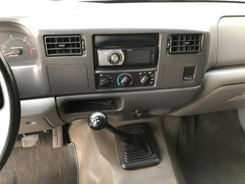 ford f-250 - 2000/2001 4.3 xll 4x2 cs diesel 2p manual
