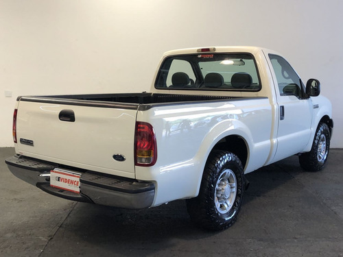 ford f-250 3.9 4p xl cabine simples disel