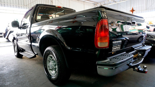 ford f-250 3.9 xlt 4x2 cs diesel manual
