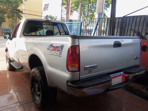 ford f-250 3.9 xlt 4x4 2p cabine simples