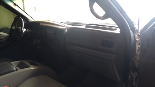 ford f-250 3.9 xlt cab. dupla 4x4 4p tropivan