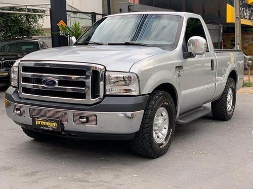ford f-250 3.9 xlt max power 4x2 cs diesel 2p manual