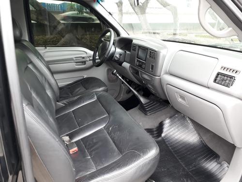 ford f-250 4.2 td xl l 2p, 2003! aceito troca caminhão