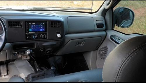 ford f-250 4.2 td xlt cab. dupla 4p 2004