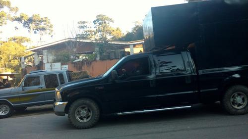 ford f-250 4.2 td xlt cab. dupla 4p