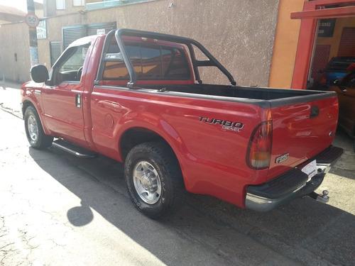 ford f-250 4.2 xl 4x2 cs turbo intercooler diesel 2p manual