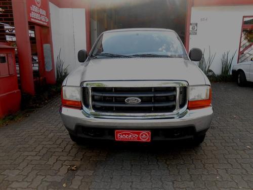 ford f-250 4.2 xlt 4x2 cd turbo intercooler diesel 4p