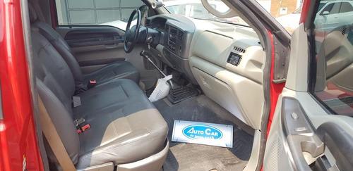 ford f-250 4.2 xlt 4x2 cs turbo diesel 2p manual