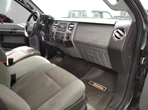 ford f-250 4x2 xlt doble cabina