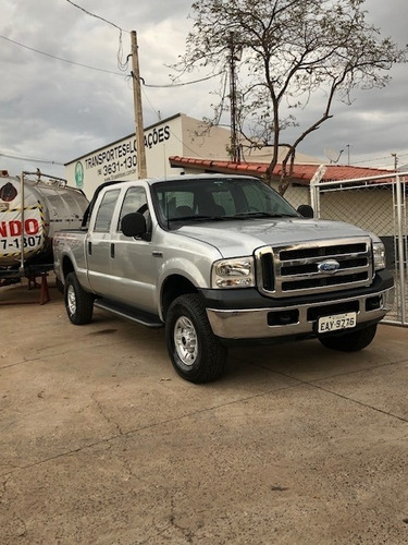 ford f-250 cabine dupla xlt 4x4