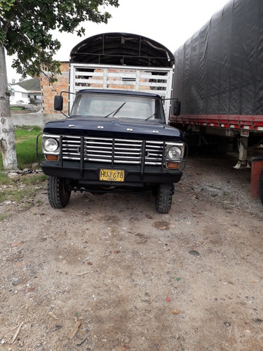 ford f-250 camioneta 4x4 diseel