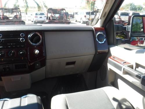 ford f-250 diesel 4x4 2010