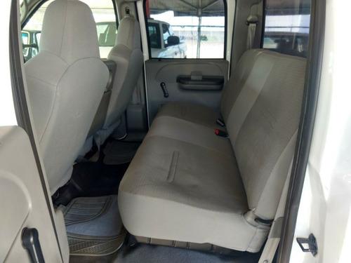 ford f-250 doble cabina 4x4 2004