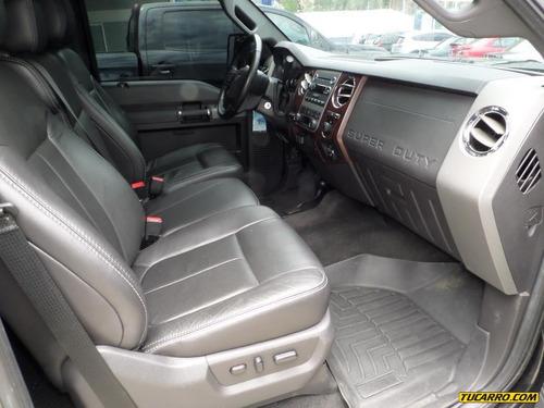 ford f-250 doble cabina xlt - automatico