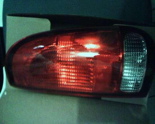 ford f 250 lanterna traseira direita