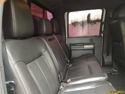 ford f-250 pick up doble cabina