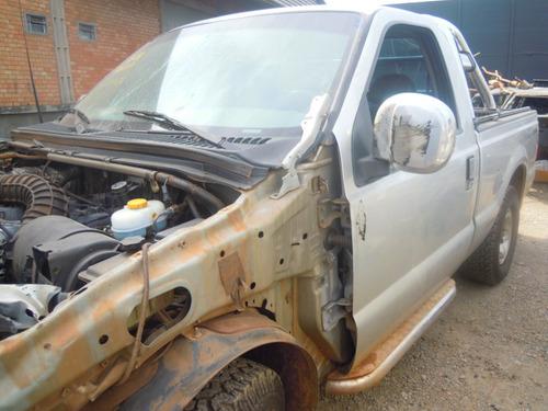 ford f-250 sucata peças lataria motor cambio