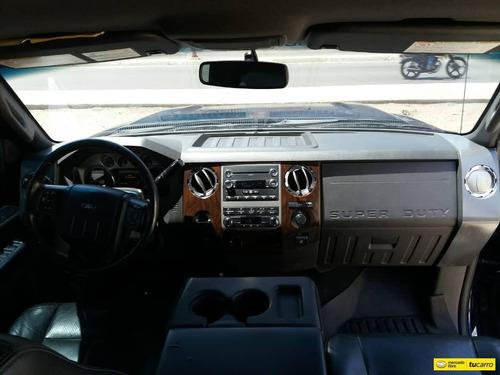 ford f-250 super duty 4x4