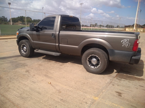ford f-250 super duty xl 4x4