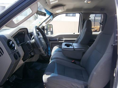 ford f-250 xl super duty doble cabina 4x2 mod.2010 importada