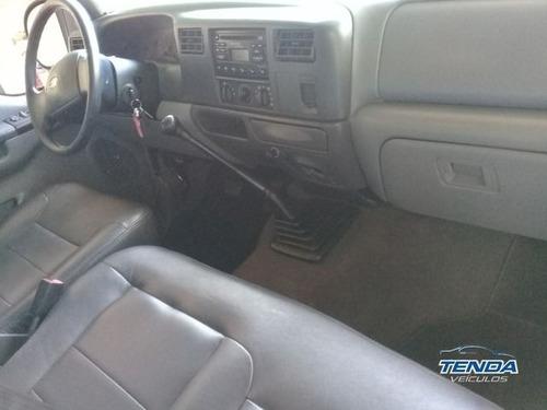 ford f-250 xlt 4x2 cabine dupla 4.2 turbo intercool..gvu7806