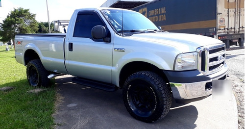 ford f-250 xlt 4x4 ano 2010