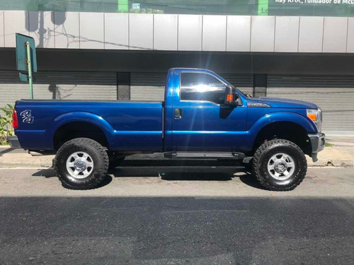 ford f-250 xlt full equipo