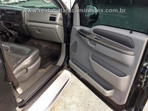 ford f-250 xlt w20 - 4.2 mwm 6 cc cabine dupla de fábrica 4p