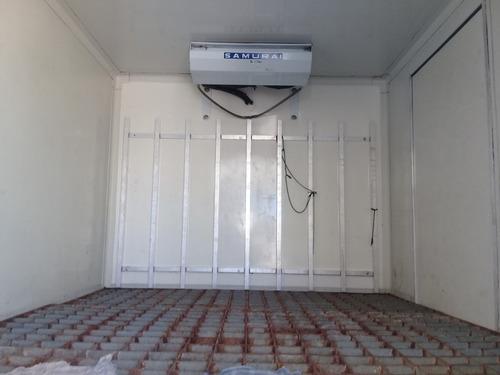 ford f 350 2005 baú frigorífico com ar condicionado