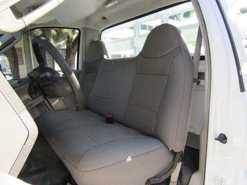 ford f-350 2008 super duty xl blanco