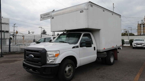 ford  f 350  2011  2p ktp xlt 6.2 gas mt