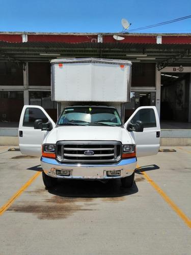 ford f-350 3 1/2 toneladas 1999 con caja seca