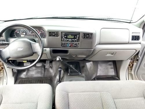 ford f-350 3.9 tropicampo cd turbo intercooler diesel 4p