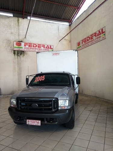 ford f-350 4x2 2005 baú