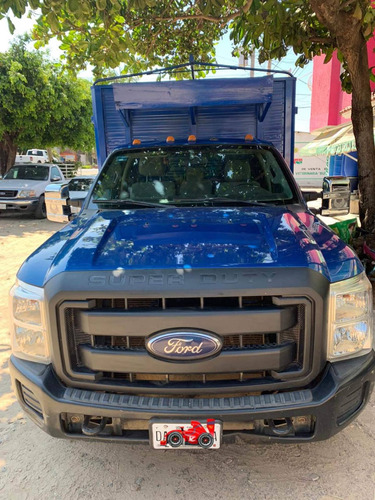 ford f-350 6.2 xl mt 2014