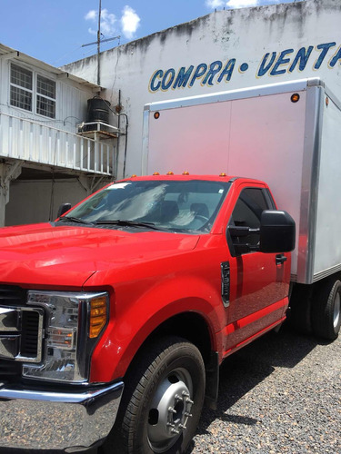 ford f-350 6.3l xl 6.2 plus mt 2017