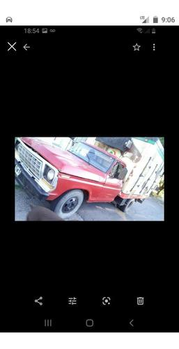 ford f 350 c/ furgón térmico y equipo de frio