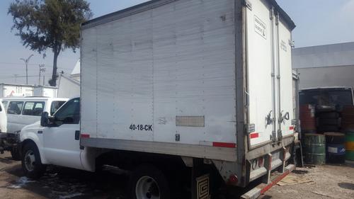 ford f-350 caja seca