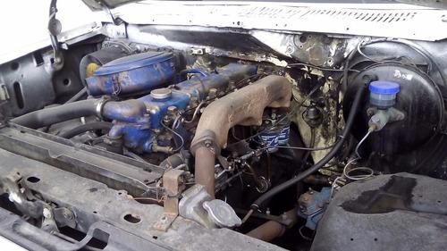 ford f-350 caja termica para frio