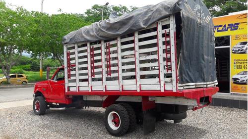 ford f-350 camión