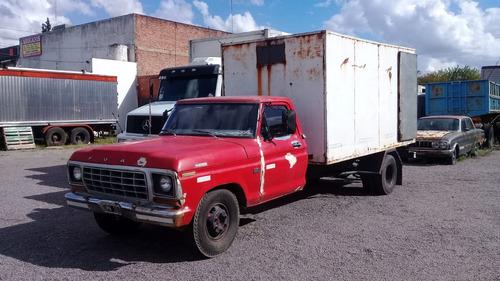 ford f-350 con termica y direccion hidraulica