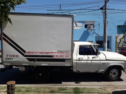 ford f-350 d/h equipo de frio / diesel / 1980