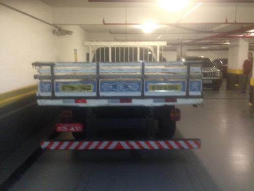 ford f 350 f 4000 carroceria com pequena entrada com serviço
